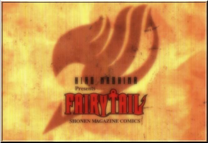 FairyTail-mangá-cover