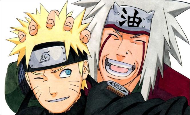 Naruto-Jiraiya